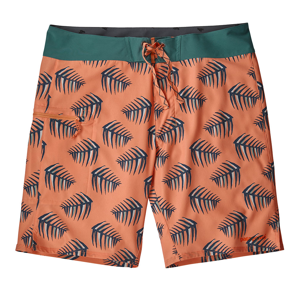 24d7c4e5e7 Patagonia Men's Stretch Planing Boardshorts - 19 in. - Mountain Factor